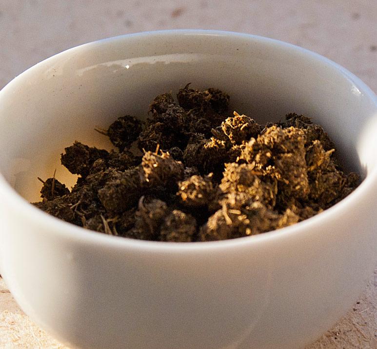заговор на чай для похудения