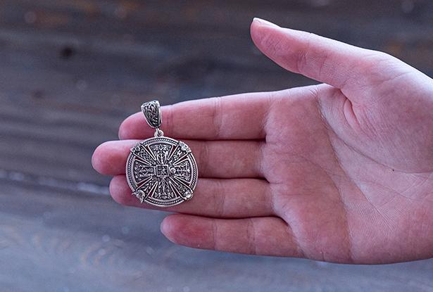 славянский крес, купить славянский оберег крес