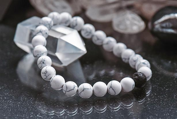 лава, каулит, браслет камень, женский браслет, купить браслет, купить браслет из камня, защитный браслет, магический браслет