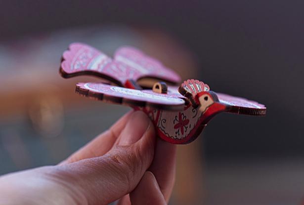 оберег птица счастья, оберег птица счастья значение, птица счастья своими руками