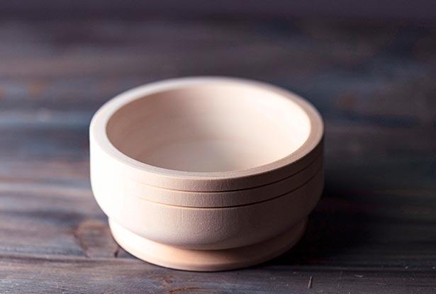 чаша деревянная
