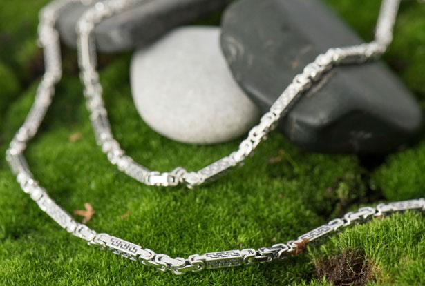 купить серебряную цепочку мужскую, цепочка серебряная для мужчины