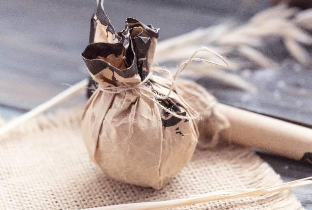воск свеча, свеча шар, воск с травами купить, свеча таволга