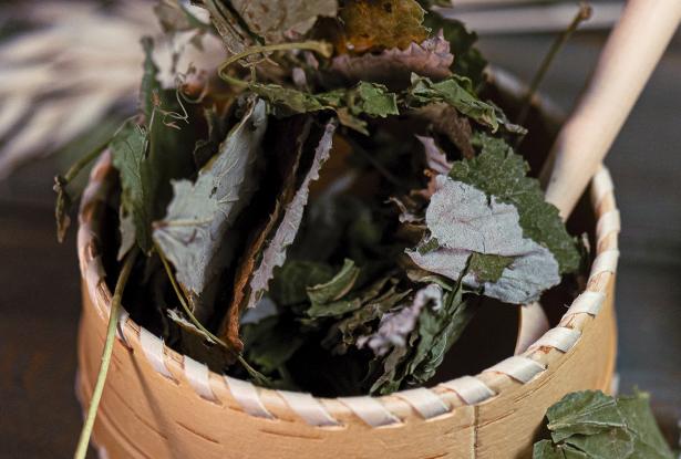магия трав, травяной сбор, ягодные листья