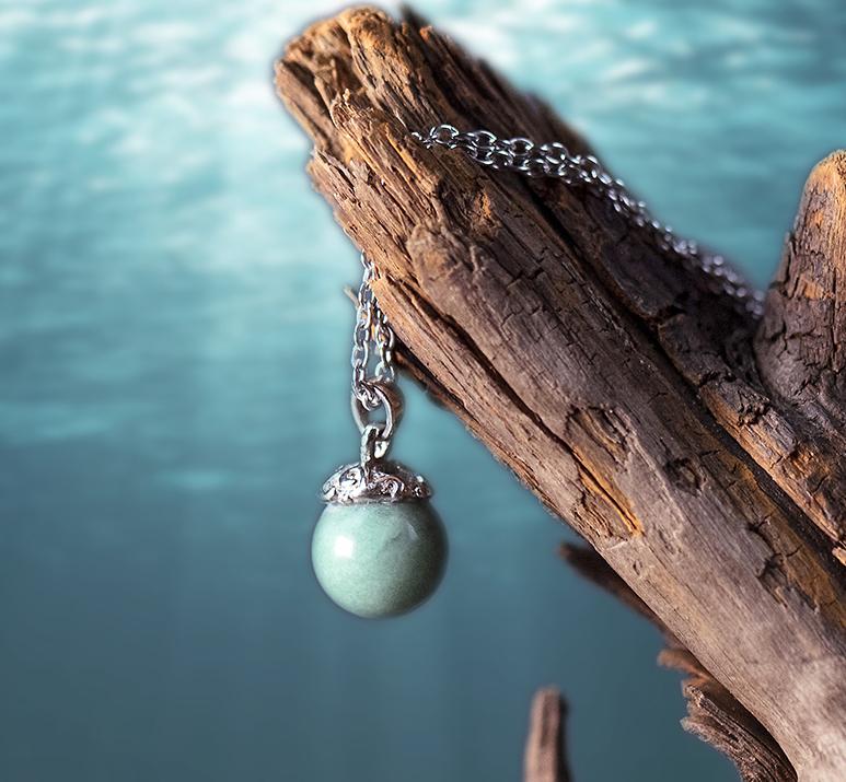 кулон камень, кулон нефрит, магия камней, магия стихий, стихия воды, кулон на любовь