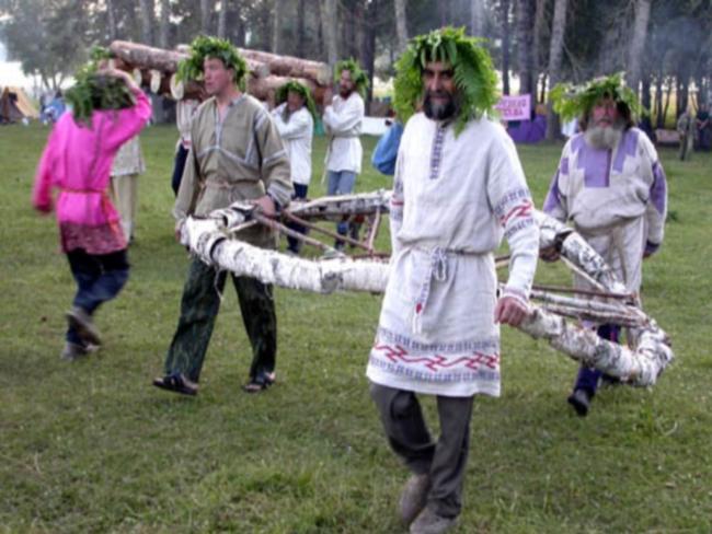 ярилин день, культура славян