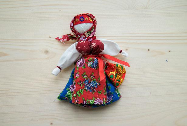 берегиня своими кукла руками дома