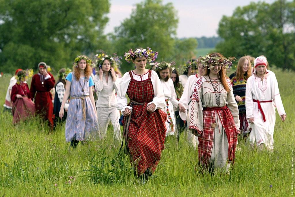 Праздник древних славян