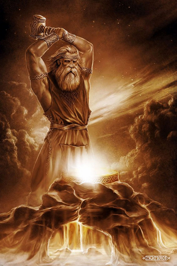 бог сварог, сварог бог славян, славянский бог сварог, сварог покровитель