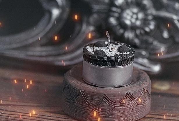 свеча четверговая, четверговая свеча купить