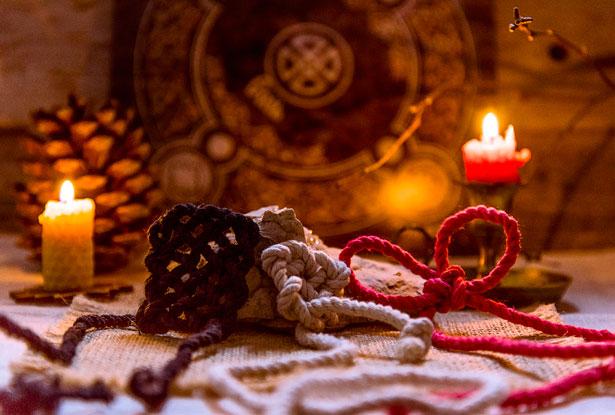 наузы схемы плетения, славянские наузы, набор для магии науз малый