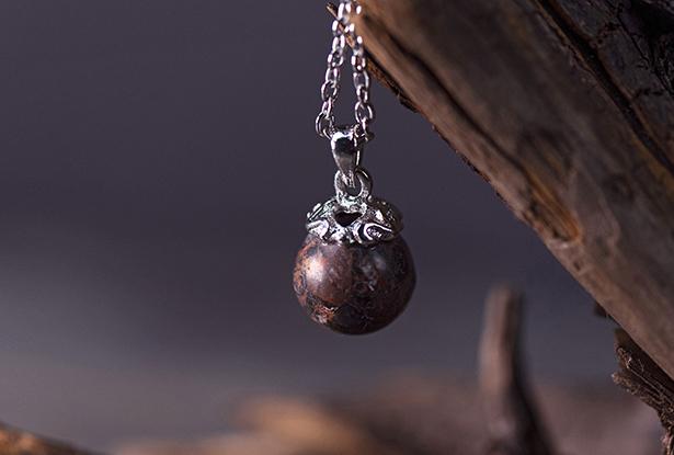кулон камень, кулон яшма, магия камней, магия стихий, стихия земли, кулон на здоровье