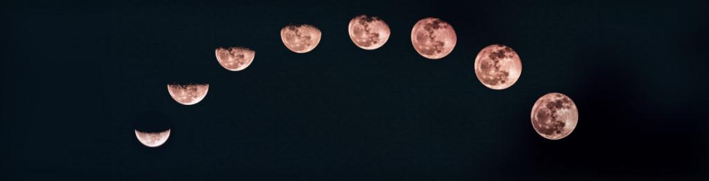 магические обряды на луну, даты лунного календаря
