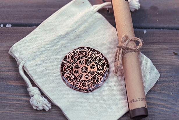магнит купить, подарочный конок, символ кологода, славянский оберег