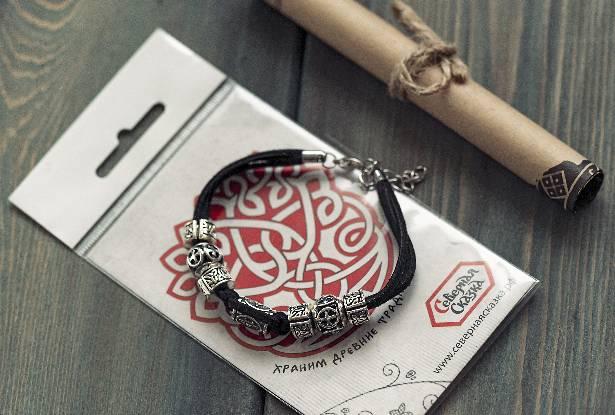 браслет Велеса, магический браслет, защитный браслет