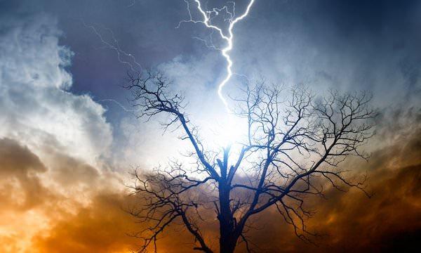 техники стихии молнии