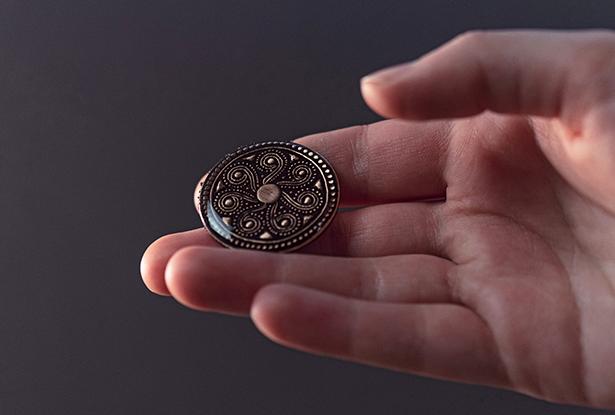 магнит купить, подарочный конок, знак хорса, славянский оберег