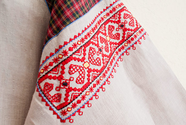рубаха косоворотка