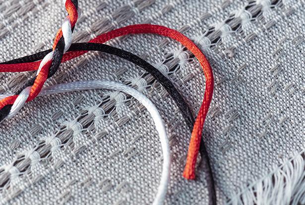 шнурок для плетения, наузы обереги, обучение наузы