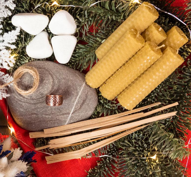 обрядовый календарь декабрь январь, праздники славян
