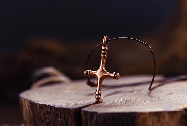 северный крес, славянский крес купить, крес металл
