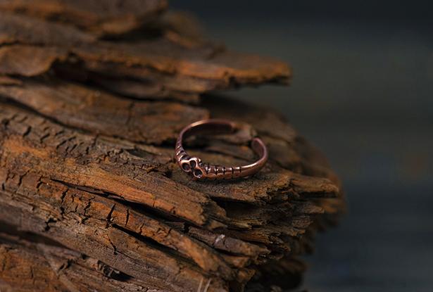 кольцо медь, купить кольцо, кольцо старинное, кольцо медное