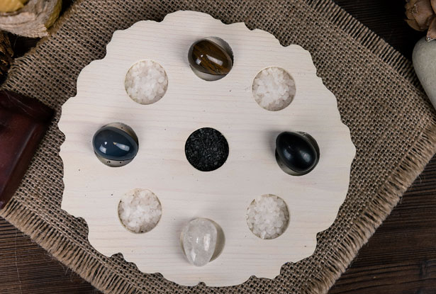 камни интуиция