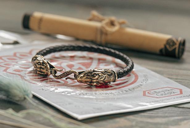 браслет кожаный, браслет латунь, браслет ручной работы, браслет кожа, браслет кожа купить, купить славянский оберег, славянский браслет, купить оберег