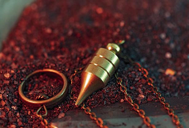 маятник из латуни, купить маятник латунный, маятник латунь