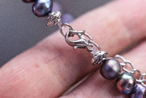магический браслет, жемчужный браслет купить
