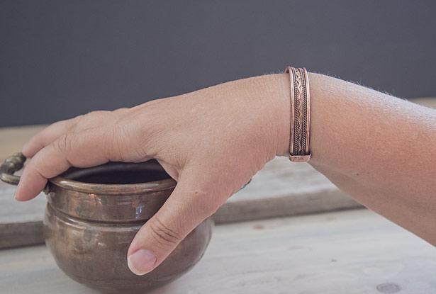 медный браслет купить, медные браслеты с магнитом