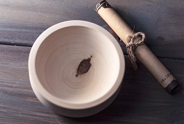 чаша деревянная, мисочка, утварь для трав,купить утварь магия