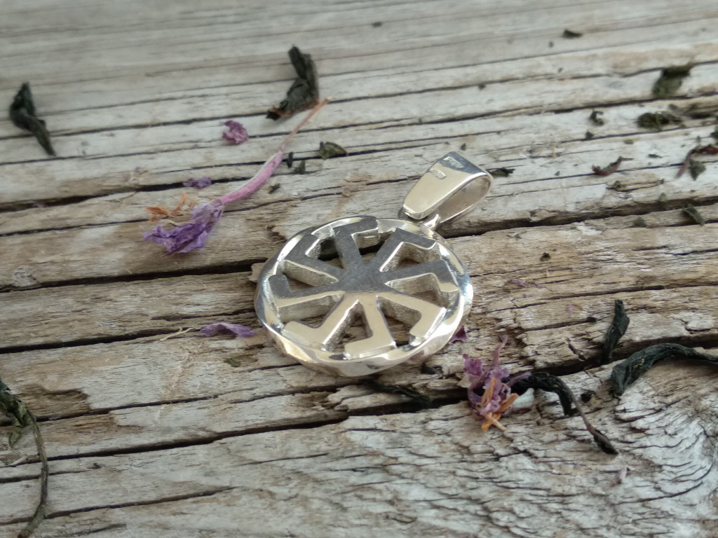 ладинец и колядник оберег значение, серебряные обереги колядник ладинец купить, серебряный колядник ладинец купить