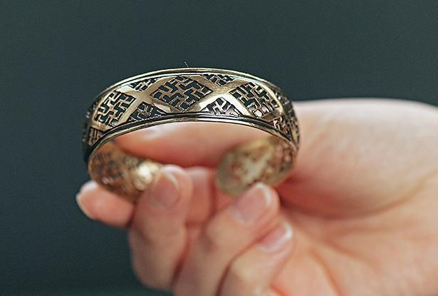 браслет одолень трава, браслет резной, браслет латунь, браслет ручной работы, браслет металл купить, купить славянский оберег, славянский браслет, браслет магический
