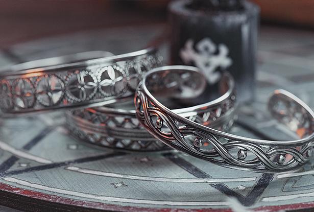 браслет вий, браслет ручной работы, браслет металл купить, купить славянский оберег, славянский браслет, браслет магический