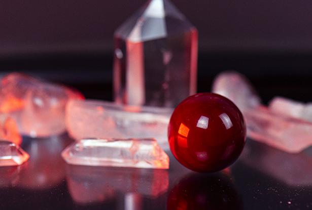 магический камень, сердолик шар, сила перуна