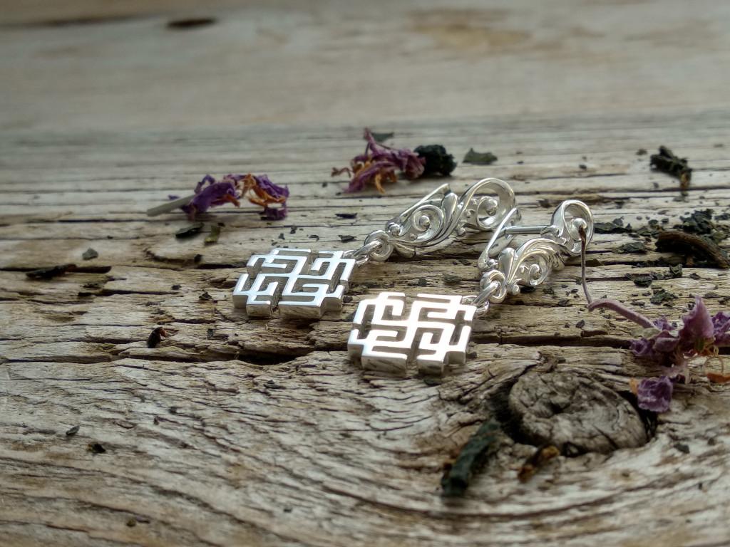 родимич символ, амулет родимич, родимич серебро