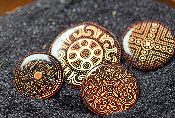магнит купить, подарочный конок, символ поле, женский крест, славянский оберег