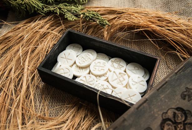 костяные Резы, набор славянских рез, резы из кости
