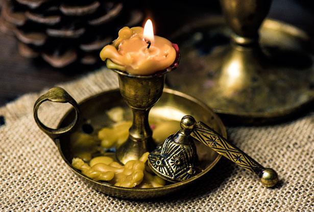колпачок для тушения свечи