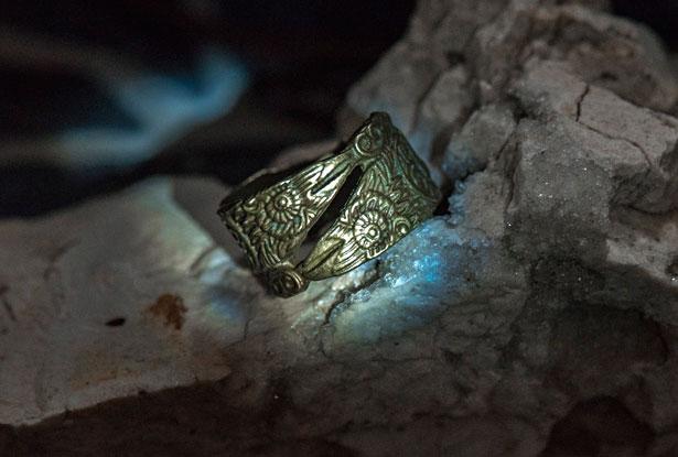 кольцо ворон, кольцо ворон купить, кольцо с вороном