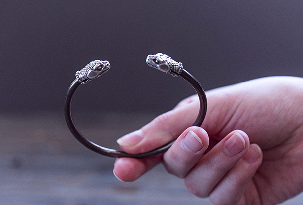 браслет серебро, браслет купить, змеи велеса, знак велеса, защитный браслет, амулет магический