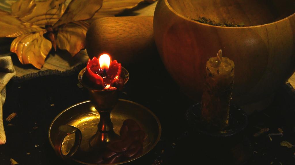 Обряды и ритуалы в домашних условиях