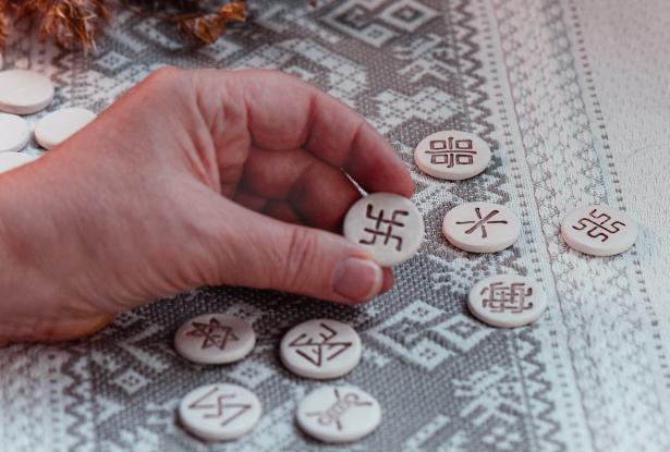 керамические резы, светлые резы, резы славянские для гадания, купить резы славянские для гадания, резы рода керамика