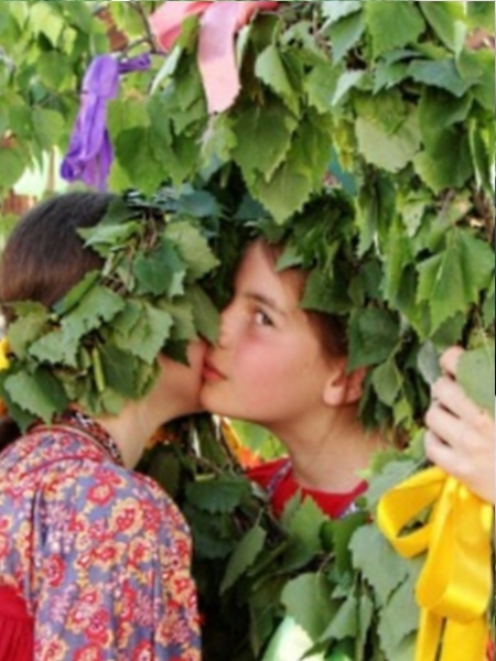 Праздник зеленые русалии, день кукушки, кукушка символ у славян