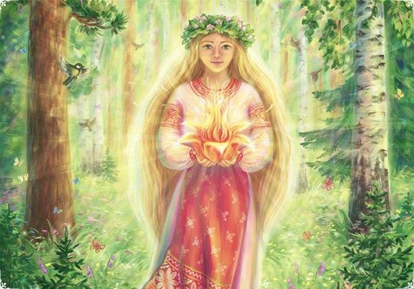 богиня лёля, лёля богиня славян, славянская богиня лёля, сказки лёля