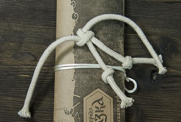 узел науз, наузы плетение