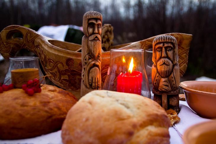 Древнейшие славянские заговоры