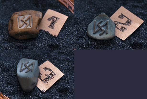 алтарная реза, реза для обрядов, каменная реза, камень алтарь, реза стрибога