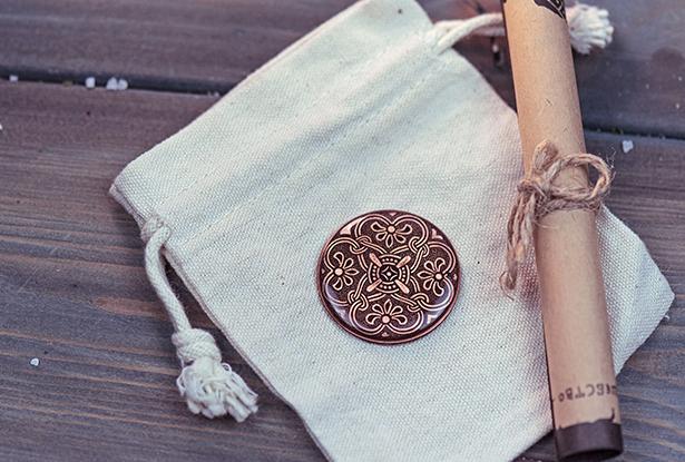 магнит купить, подарочный конок, славянский крес, славянский оберег